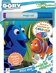 Inkredibles Finding Dory Magic Ink Pictures | Hardback Book