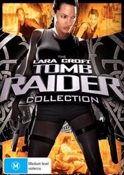 Lara Croft Tomb Raider / Lara Croft Tomb Raider - The Cradle Of Life