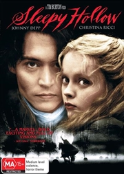 Sleepy Hollow | DVD