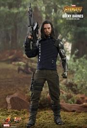 "Avengers 3: Infinity War - Bucky Barnes 12"" 1:6 Scale Action Figure"