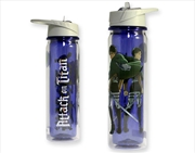 JUST FUNKY Attack on Titan - Water Bottle