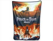 JUST FUNKY Attack on Titan - Blanket