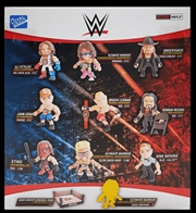 """THE LOYAL SUBJECT - WWE 3"""" Articulated Action Vinyls"""