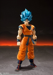 S.H.FIGUARTS Dragon Ball Super SSGSS Goku Super