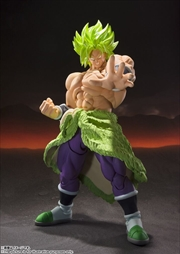 S.H.FIGUARTS Dragon Ball Super Super Saiyan Broly Full Power