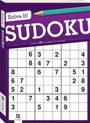 Solve It! S1: Sudoku | Paperback Book