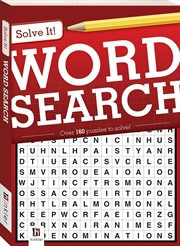 Solve It! S1: Word Search 2 | Paperback Book