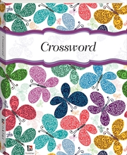 Perfect Puzzles Flexibound Crosswords Butterflies | Hardback Book