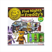 Five Nights at Freddy's - The Toy Stage Large Construction Set