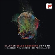 Salonen - Cello Concerto | CD