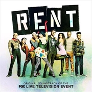 Rent - Fox Live TV Event | CD