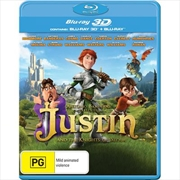 Justin And The Knights Of The Valour | Blu-ray 3D