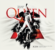 Many Faces Of Queen / Various [Import] | CD