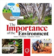 Importance Of The Environment | Hardback Book