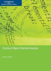 Practical Objected Oriented Analysis
