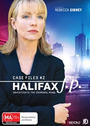 Halifax F.P. - Case Files 2