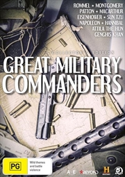 Great Military Commanders | Collector's Edition