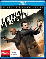 Lethal Weapon - Season 2 | Blu-ray