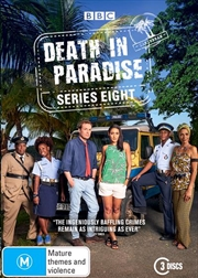 Death In Paradise - Series 8