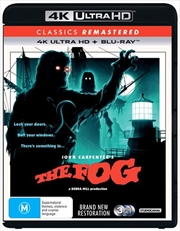 Fog | Blu-ray + UHD, The