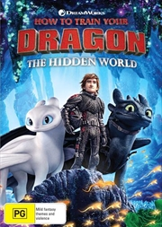 How To Train Your Dragon 3 - The Hidden World | DVD