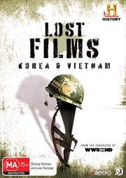 Lost Films - Korea and Vietnam | DVD