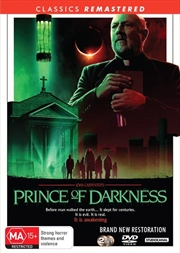 Prince Of Darkness | DVD