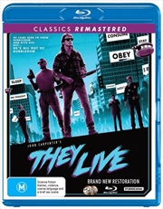 They Live | Blu-ray