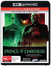 Prince Of Darkness | Blu-ray + UHD