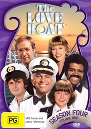 Love Boat - Season 4 - Vol 1, The | DVD