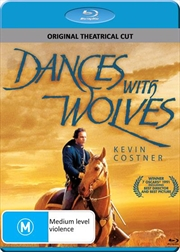 Dances With Wolves - Theatrical Edition