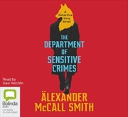 Detective Varg : The Department Of Sensitive Crimes (Book 1)