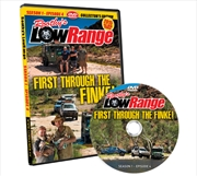 Lowrange: Season 1 E4 - First Through The Finke | Blu-ray