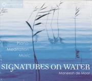 Signatures On Water | CD
