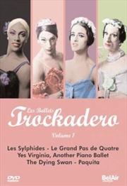 Trockadero Vol 1 | DVD