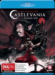 Castlevania - Season 1 | Blu-ray