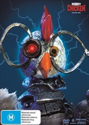 Robot Chicken - Season 8 | DVD