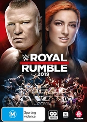 WWE - Royal Rumble 2019 | DVD