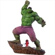 Hulk - Hulk Series 5 1:10 Scale Statue | Merchandise