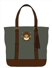 Pokemon - Eevee Badge Tote