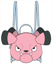 Pokemon - Snubbull Head Mini Backpack