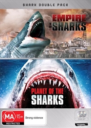 Empire Of The Sharks / Planet Of The Sharks | Double Pack
