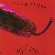 Killer - Clear Red Black Swirl Vinyl | Vinyl