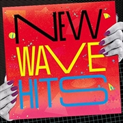New Wave Hits - Back To The 80's Exclusive Marble Blue/Red Vinyl