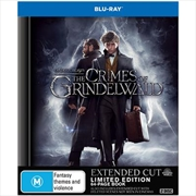 Fantastic Beasts - The Crimes Of Grindelwald Digibook | Blu-ray