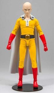 "One Punch Man - Saitama 7"" Action Figure | Merchandise"