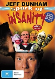 Jeff Dunham - Spark of Insanity | DVD