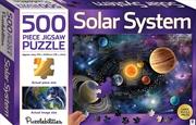 Solar System 500 Piece Jigsaw Puzzle | Merchandise