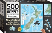 New Zealand 500 Piece Jigsaw Puzzle | Merchandise