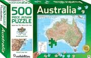 Australia 500 Piece Jigsaw Puzzle | Merchandise